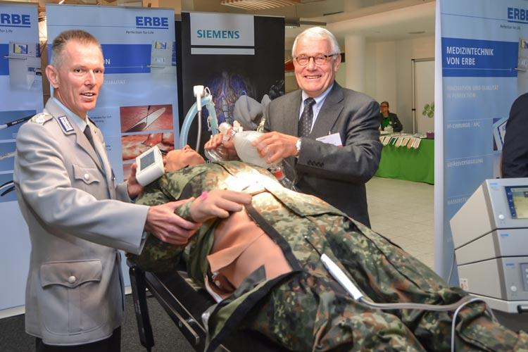Arzt bundeswehr  Allrounder im Sanitätsdienst der Bundeswehr