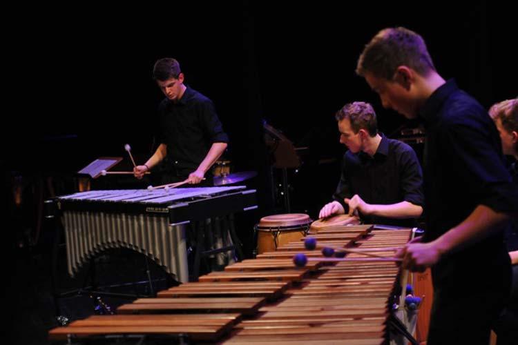 Zum fünften Mal veranstaltet Schlagwerk Nordwest das Festival Der Norden trommelt, das am 6. November in Oldenburg beginnt.