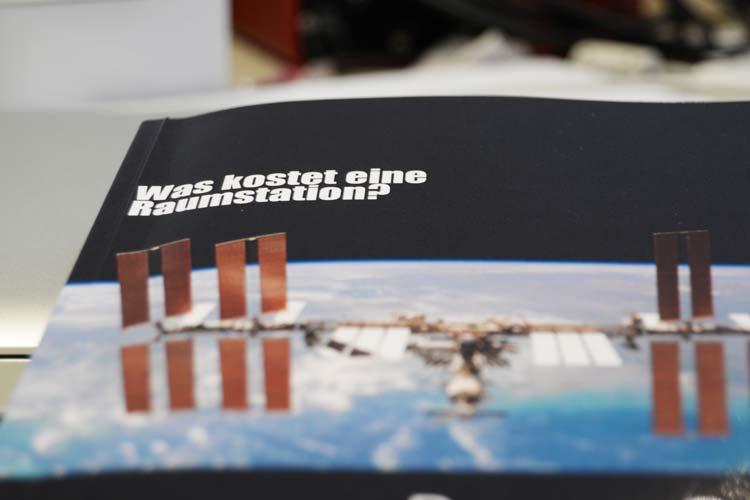 Was kostet eine Raumstation? Ökonomische Themen in der Science Fiction.