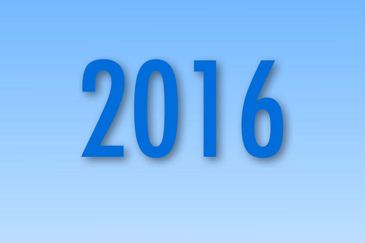 Wie bei jedem Jahreswechsel treten auch am 1. Januar des Schaltjahres 2016 zahlreiche neue Regeln und beachtenswerte Änderungen in Kraft.