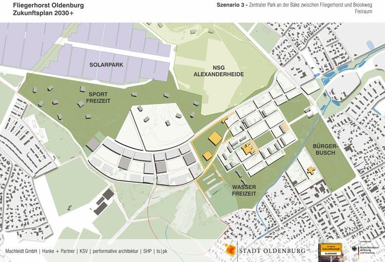 Fliegerhorst Zukunftsplan 2030+
