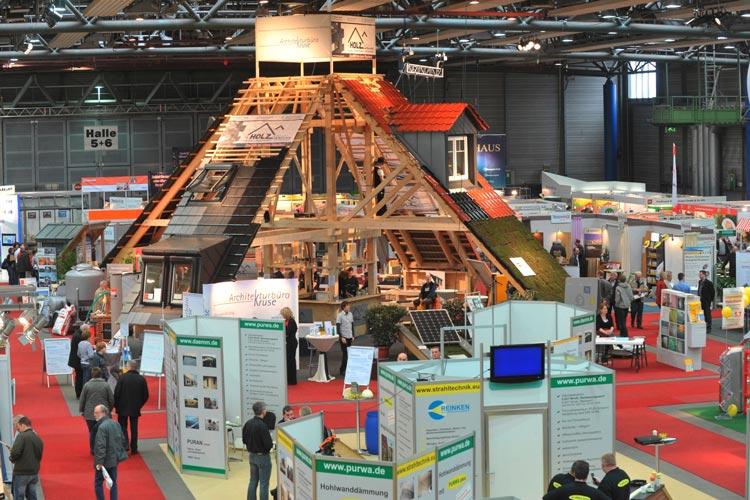 Die NordHAUS-Messe findet vom 29. bis 31. Januar in der Oldenburger Weser-Ems Halle statt.