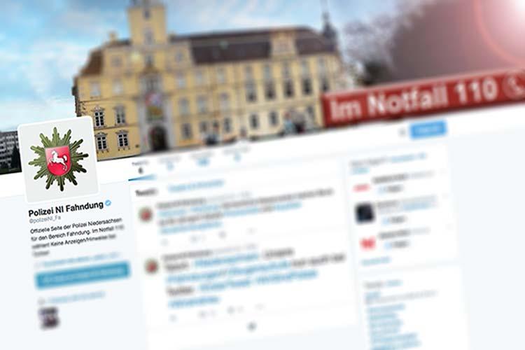 Das Landeskriminalamt (LKA) Niedersachsen ist seit heute auch bei Twitter unterwegs.