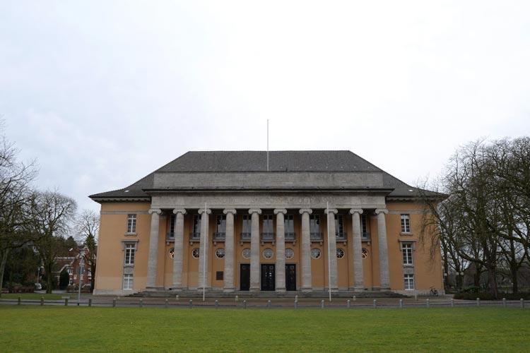 NORDWEST isst besser diskutiert über die regionale Zukunft der Ernährung im Alten Landtag in Oldenburg.