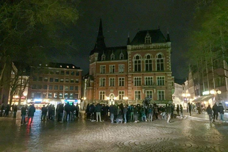 Nach den Übergriffen auf Frauen wollten einige Bürger auch in Oldenburg eine sogenannte Bürgerwehr bilden.