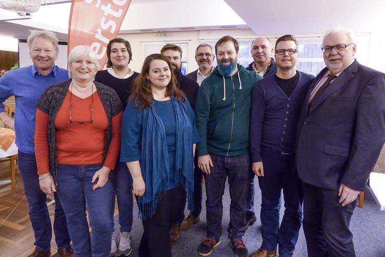 Die SPD Oldenburg-Eversten hat auf ihrer Mitgliederversammlung zwölf Kandidaten für die Kommunalwahl am 11. September aufgestellt.
