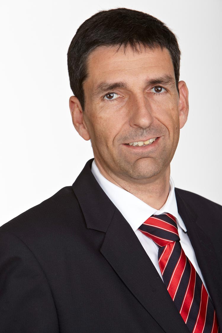 Christian Wolff, stellvertretender Geschäftsführer der Deutschen Rentenversicherung.