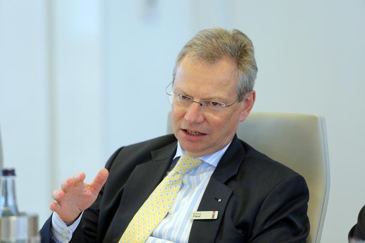 LzO-Vorstandsvorsitzender Gerhard Fiand
