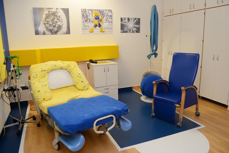 Ein Traum in Blau-Gelb für jeden EWE Basketsfan, ob er nun Vater oder Mutter wird.