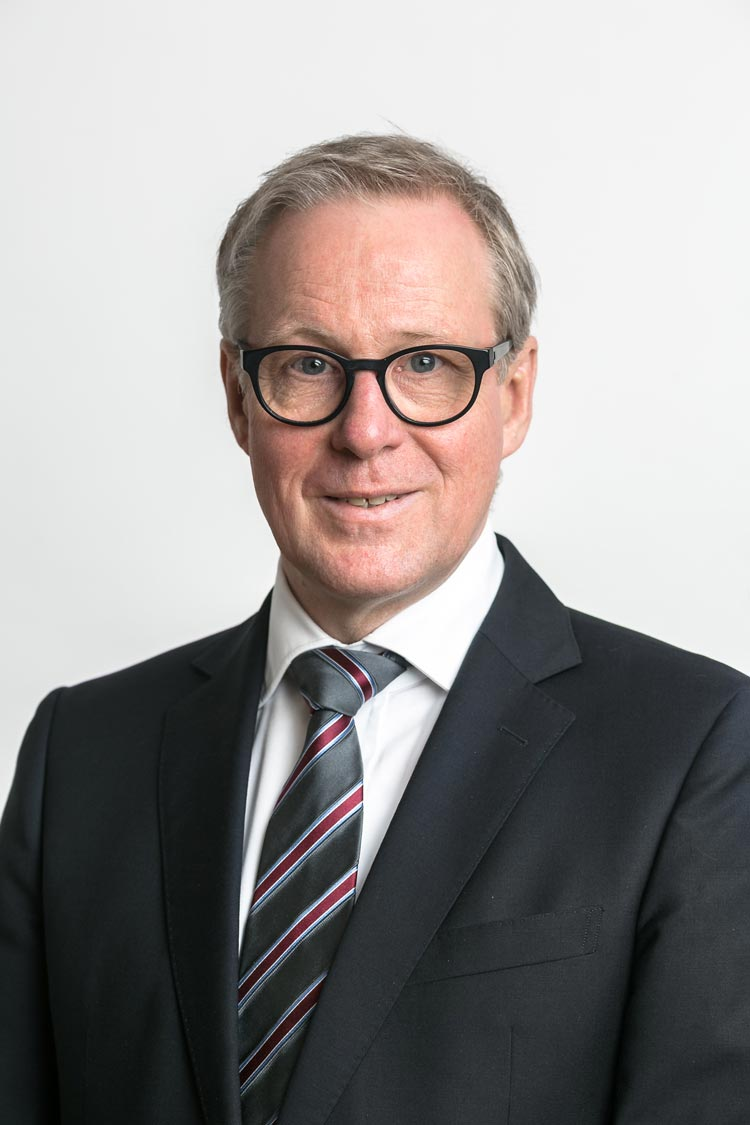 Thomas Feld, Diakonie-Vorstand.