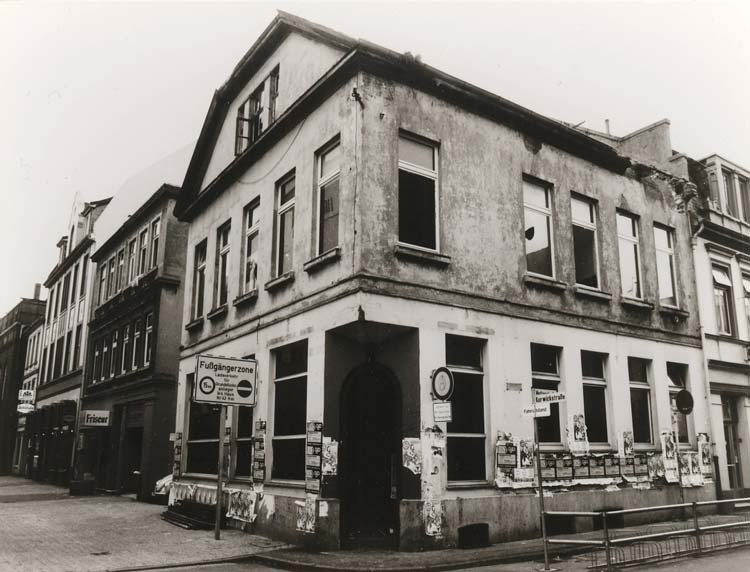 Kurwickstraße 3 in Oldenburg, 6. Juli 1980.