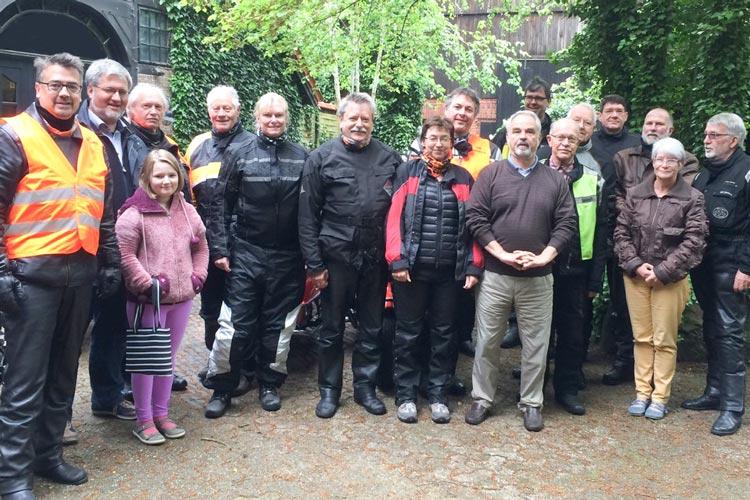 Nach der Premiere im vergangenen Jahr veranstaltet die CDU Stadt Oldenburg wieder eine Politische Ausfahrt mit dem Motorrad.