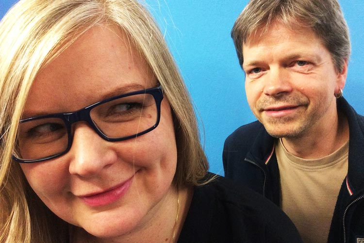 Delphine Quaas & Friends spielen kommende Woche im Musik- und Literaturhaus Wilhelm13.