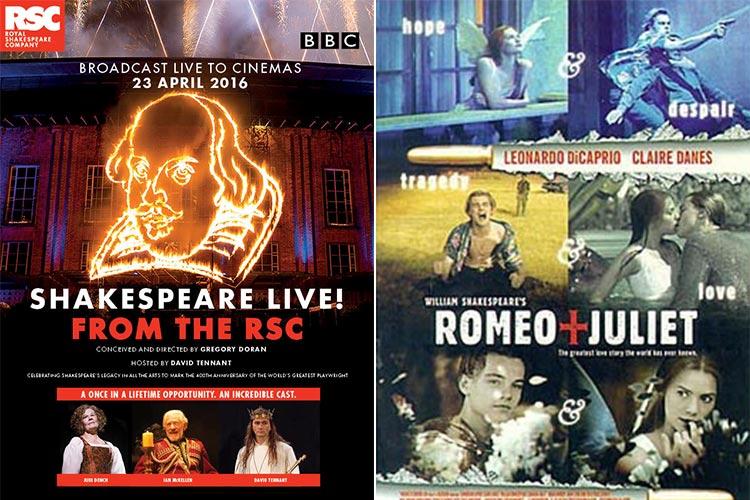 Das Oldenburger Casablanca Kino ehrt den Dramatiker und Erzähler William Shakespeare mit zwei Events.