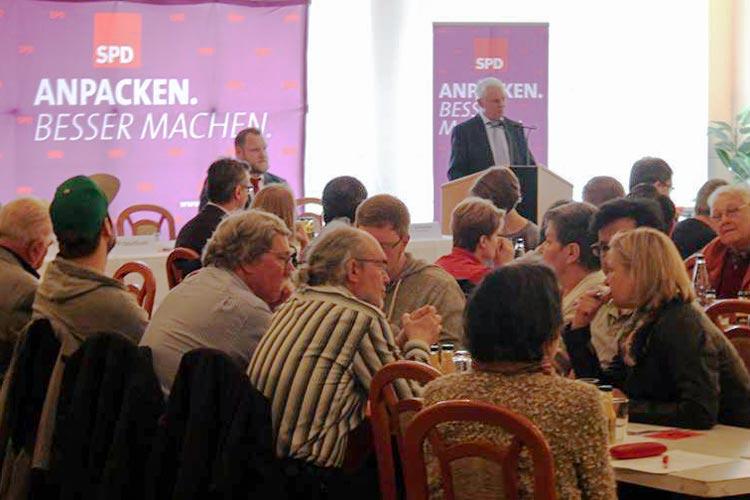 Die SPD Oldenburg hat auf ihrem Programm-Parteitag am gestrigen Samstag im Stadthotel ihre Wahlziele festgelegt.