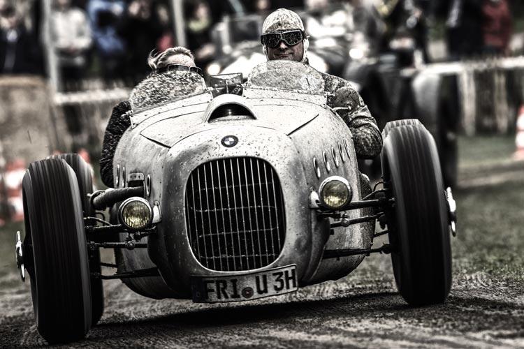 Die goldenen Jahre des Rennsports werden bei den Vintage Race Days in Rastede wieder erweckt.