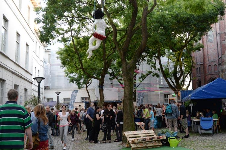 Der freiGang hat sich zu einem beliebten Treffpunkt des Oldenburger Kultursommers entwickelt. Im kommenden Jahr soll er wieder stattfinden.