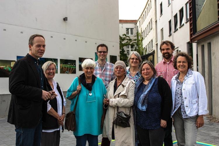 Die Gruppe Grundeinkommen Oldenburg trifft sich monatlich.