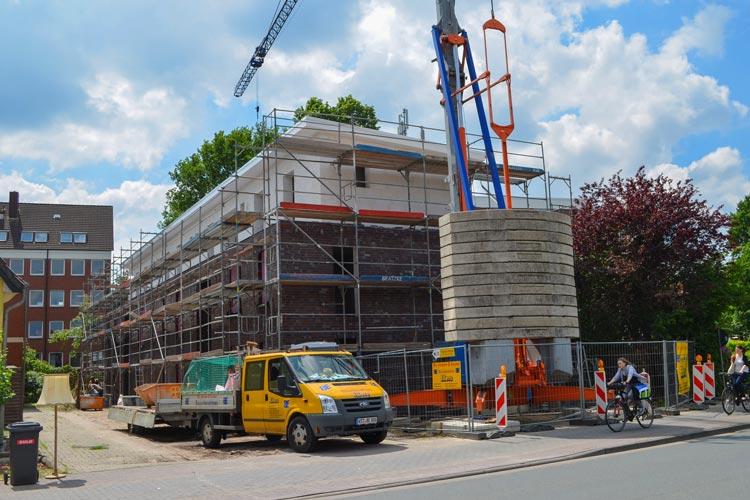 In Oldenburg gibt es wenig günstigen Wohnraum. Die Stadt hat ein Gutachten präsentiert. Es geht um angemessene Miethöhen für Leistungsempfänger.