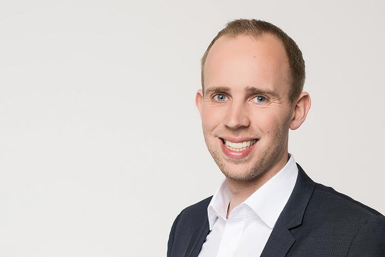 Bundestagsabgeordnete Dennis Rohde.