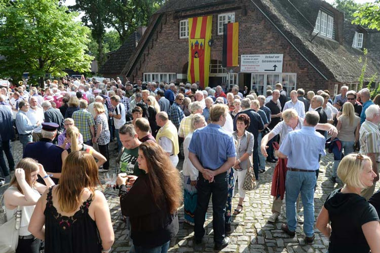 In diesem Jahr geht es zum 32. Mal auf die Weide in Bümmerstede.