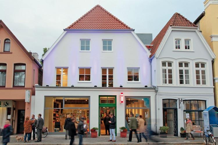 Der Landesrechnungshof äußert in seinem jüngsten Jahresbericht erhebliche Zweifel an der Finanzierung des Schlauen Hauses in Oldenburg.