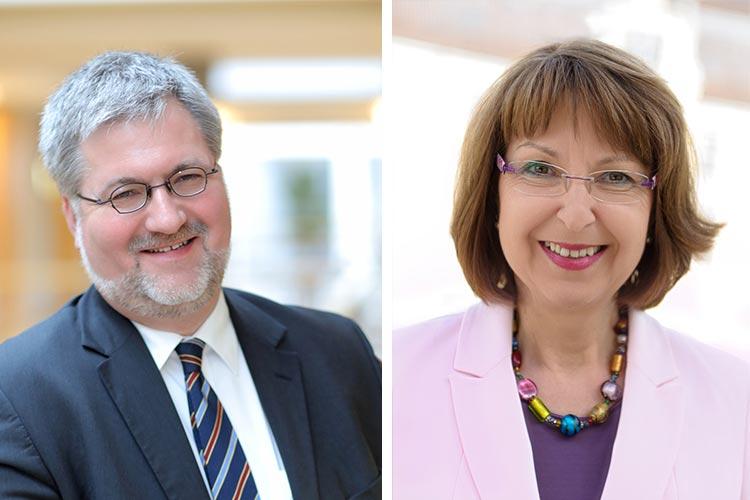 Die CDU im Bundestagswahlkreis Oldenburg / Ammerland steht vor einem ungewöhnlichen Duell zwischen den Bundestagsabgeordneten Stephan Albani und Barbara Woltmann.