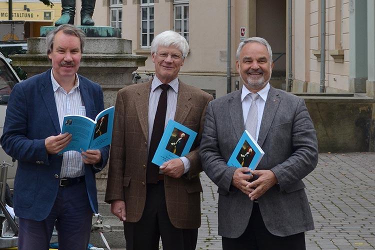Der Historiker Dr. Bernd Müller hat kürzlich eine Arbeit zu den frühen Jahren des Oldenburger Herzogs Peter Friedrich Ludwig vorgelegt.