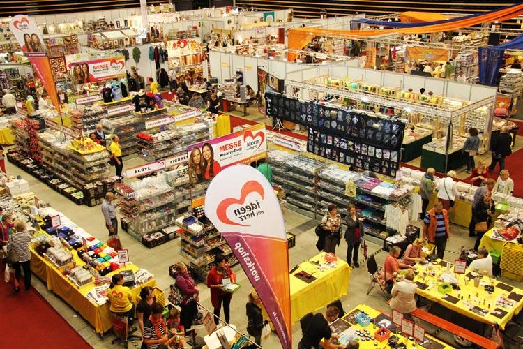 Die Oldenburger Messe Hobbywelt in den Weser-Ems-Hallen öffnet vom 2. bis 4. September in der großen EWE Arena ihre Pforten.