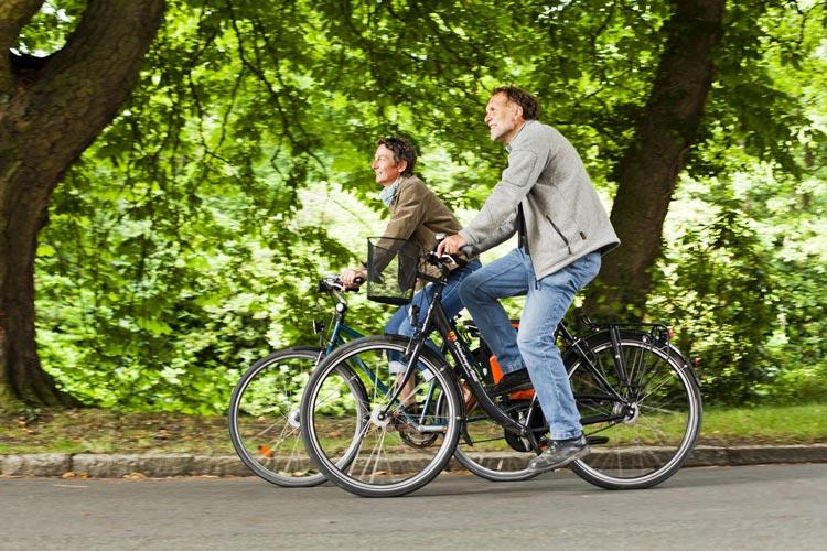 Radtouren durch den Nordwesten können jetzt online geplant werden.