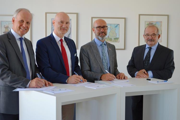 Die IHK, HWK und die Landwirtschaftskammer in Oldenburg arbeiten bereits eng zusammen. Jetzt holen sie als vierten Partner das IÖB mit ins Boot.