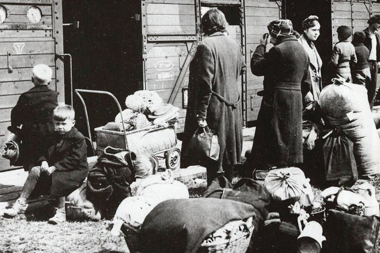 Rund 200.000 Vertriebene kamen während und nach dem Zweiten Weltkrieg im Rahmen der Aktion Schwalbe ins Oldenburger Land.