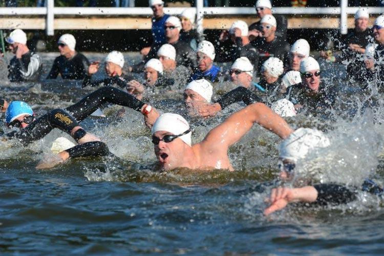 Rund 350 Teilnehmer werden sich 2016 auf die Strecke Quer durchs Meer begeben.