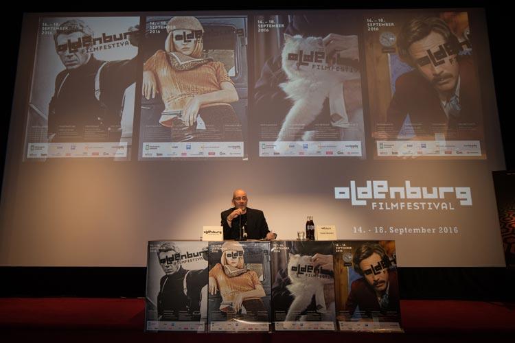 Zahlreiche Debütfilme stehen in diesem Jahr auf dem Programm des Internationalen Filmfestes Oldenburg. Das verkündete Thorsten Neumann heute auf einer Pressekonferenz.