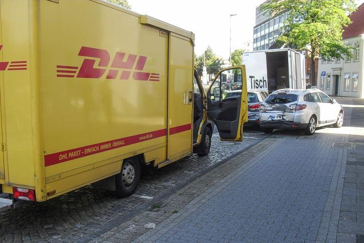 Am heutigen Mittwoch gegen 10 Uhr ereignete sich auf der Huntestraße ein Verkehrsunfall mit einem Sachschaden von über 20.000 Euro.