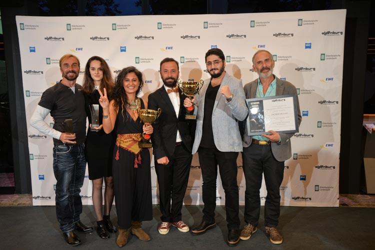 """Emre Konuk erhielt für """"The Apprentice"""" im vergangenen Jahr den German Independent Award."""