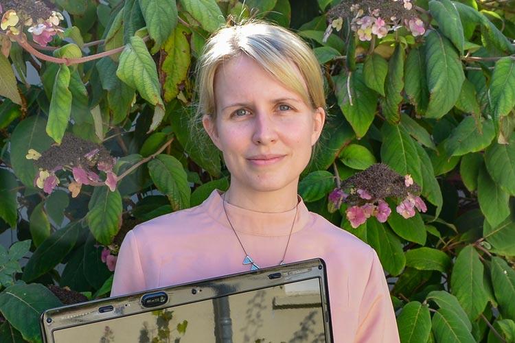 Das BLogbuch Oldenburg wird ab sofort mit der Schriftstellerin Katharina Hartwell als neue virtuelle Stadtschreiberin fortgesetzt.
