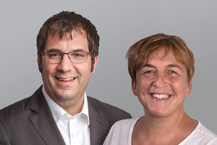 Auf der konstituierenden Sitzung wurden Dr. Esther Niewerth-Baumann und Olaf Klaukien einstimmig zu Fraktionsvorsitzenden der Oldenburger CDU gewählt.