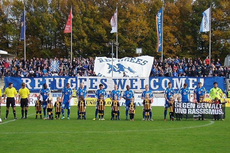Als Preisträger des Julius-Hirsch-Preises wurde die Faninitiative VfB für Alle für den Deutschen Engagement Preis nominiert.