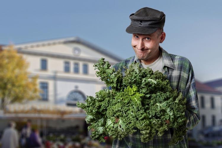 Ein erster Bewerber für die 1. Grünkohl-Weltmeisterschaft um die Oldenburger Palme im Januar hat sich bereits gemeldet.
