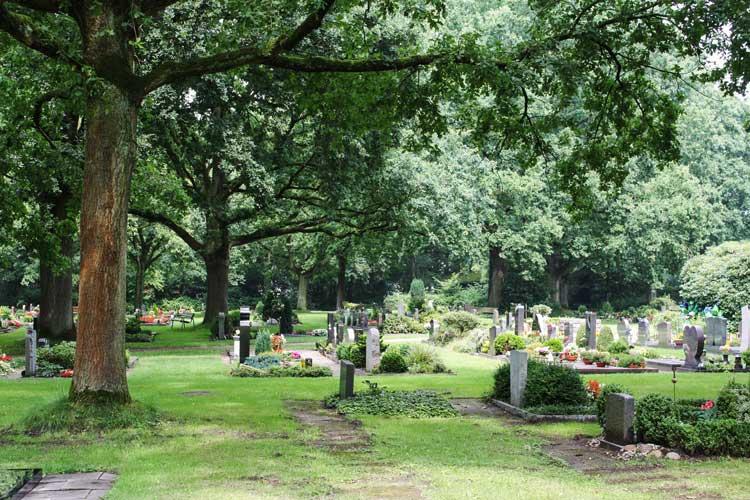 Am Samstag, 15. Oktober, öffnen das städtische Krematorium und der Parkfriedhof in Kreyenbrück zu einem Informationstag ihre Türen.