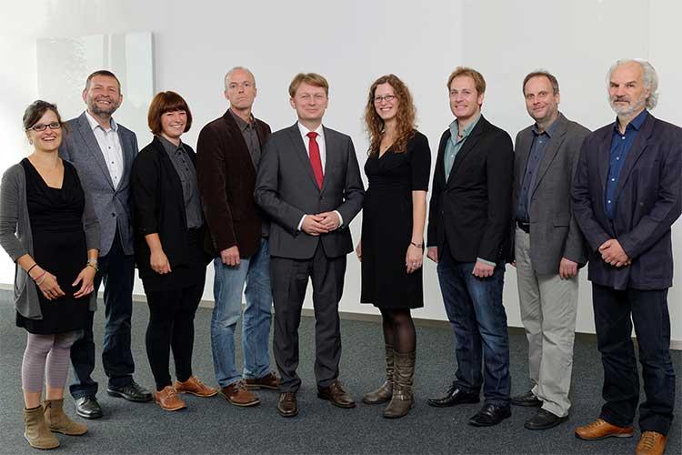 Der Masterstudiengang PPRE der Universität Oldenburg wird mit dem Ars legendi-Preis für exzellente Hochschullehre ausgezeichnet.