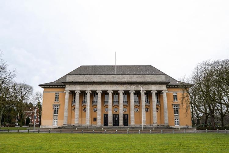 Auch der Alte Landtag kann am Tag des offenen Denkmals in Oldenburg besichtigt werden.
