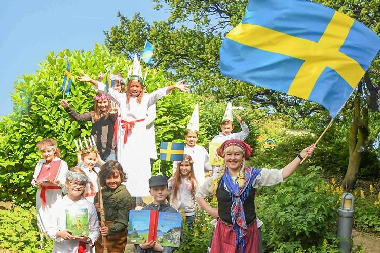 Die Kibum trifft in diesem Jahr auf Schweden.