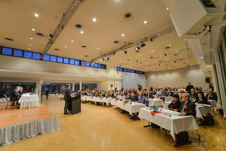 Am Dienstag fand die konstituierende Ratssitzung in Oldenburg statt.