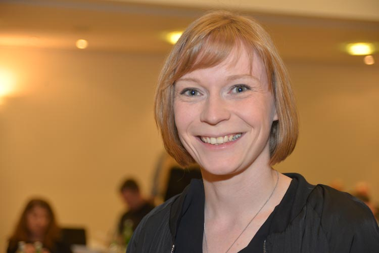 Nicole Piechotta kandidiert für den Niedersächsischen Landtag.