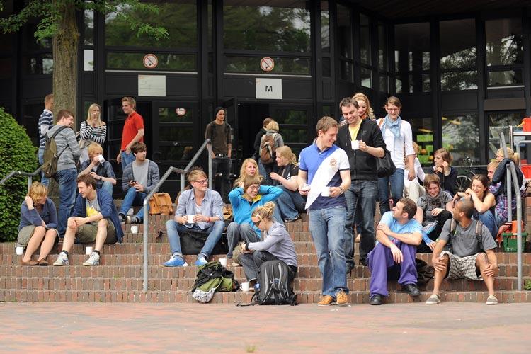 Insgesamt kümmert sich das Studentenwerk Oldenburg um 25.902 Studierende.