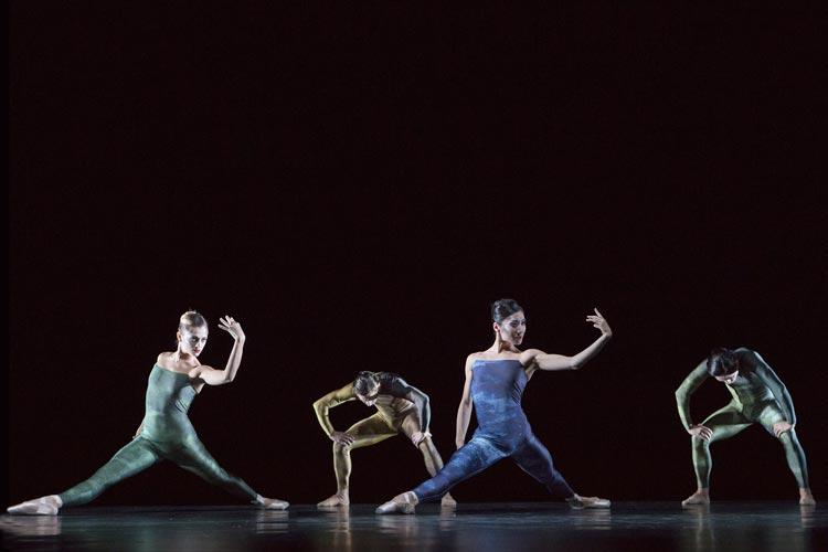 Concertante von Antoine Jully am Oldenburgischen Staatstheater.