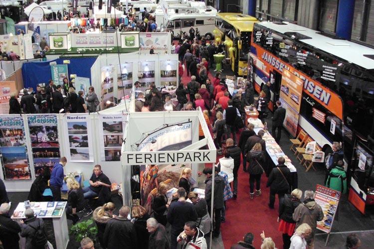 Die Messe Caravan Freizeit Reisen öffnet am Freitag, 13. Januar, bis Sonntag, 15. Januar in den Oldenburger Weser-Ems Hallen ihre Pforten.