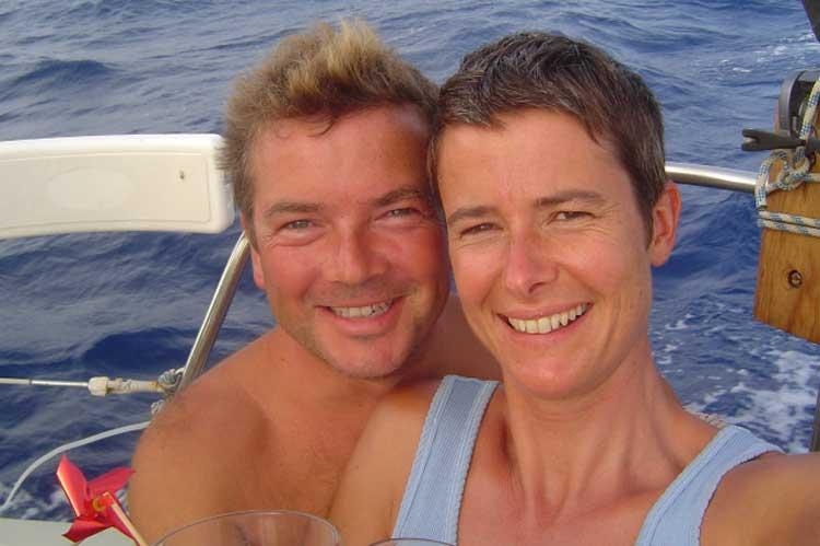 Iko Andrae und Maret Nacken haben sich ihren Traum erfüllt und sind zweimal über den Atlantik gesegelt.